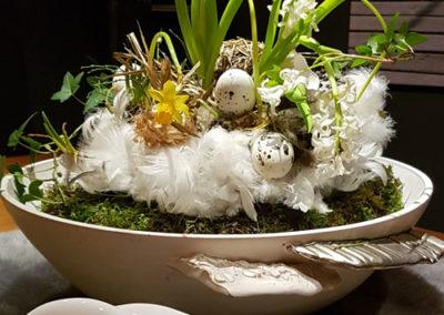 Die Blumen Garage - Kreativität in Verbindung mit der Natur