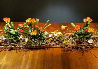 Ob als Arrangement in Ihren privaten oder gewerblichen Räumen - Die Blumen Garage