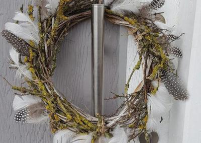 Die Blumen Garage - Tischschmuck bei kleineren Festen oder Familienfeiern