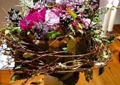 Sträuße aus Naturmaterialien - Die Blumen Garage in Memmingen
