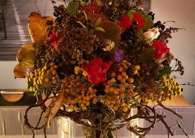 Sträuße aus Naturmaterialien - Die Blumen Garage