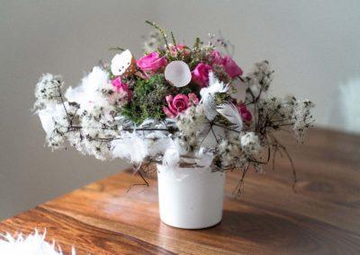 Auswahl der saisonalen Blumen - Die Blumen Garage