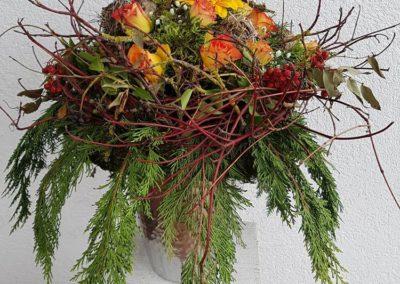 Kreativität in Verbindung mit der Natur - Die Blumen Garage