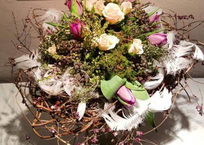 Daniela Gaschler - Die Blumen Garage in Memmingen